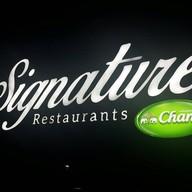 หน้าร้าน Signature