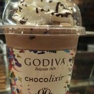 เมนูของร้าน Godiva IFC MALL