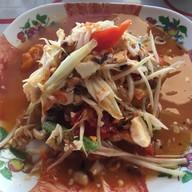 เมนูของร้าน ไก่ย่างวิเชียรบุรี (สูตรตาแป๊ะ)