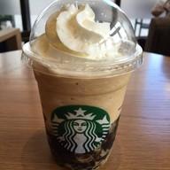 เมนูของร้าน Starbucks