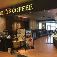 หน้าร้าน Tully's Coffee
