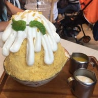 เมนูของร้าน After You Dessert Cafe Mega Bangna