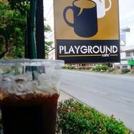 หน้าร้าน Playground Cafe'