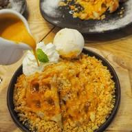 เมนูของร้าน CODE Cafe of Dessert Enthusiasts Siam Paragon