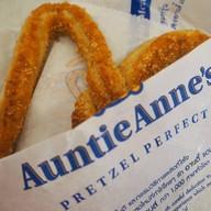 เมนูของร้าน Auntie Anne's Central Festival EastVille