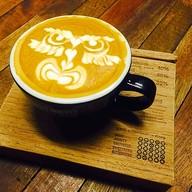 Satan latte