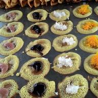 เมนูของร้าน ขนมโตเกียวแบแม ตลาดโต้รุ่งปัตตานี (เจ้าเก่า)