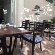 บรรยากาศ Palm Grove โรงแรมเซ็นทาราแกรนด์บีชรีสอร์ทสมุย