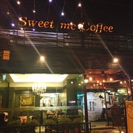 หน้าร้าน Sweet me coffee msu มหาสารคาม