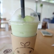 Melon Cream Cheese Smoothie