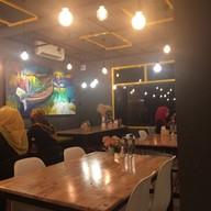 บรรยากาศ De Mango Restaurant