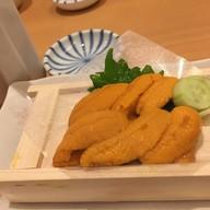เมนูของร้าน Unimurakami Hakodate Honten