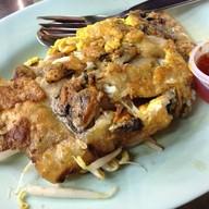 เมนูของร้าน หอยทอด ผัดไทยสูตรโบราณ ตลาดเซฟวัน