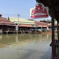 หน้าร้าน SRIMALA ศรีมาลา อัมพวา