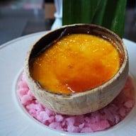 Coconut Creme Brulee