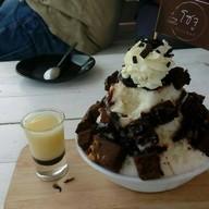 เมนูของร้าน โซจู Milk Bar