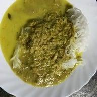 บินหลา ขนมจีนน้ำยาปู