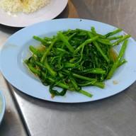 เมนูของร้าน ราชาข้าวต้ม ผักบุ้งลอยฟ้า Pattaya