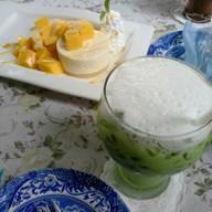 เมนูของร้าน Baan Cha บ้านชา ลำปาง