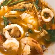 เมนูของร้าน ข้าวต้มปลาท่าฉลอม (พระราม8-อรุณอัมรินทร์)