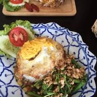 เมนูของร้าน The Naiyang Cafe