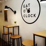 บรรยากาศ Eat O'clock