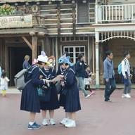 Chuck Wagon Tokyo Disneyland