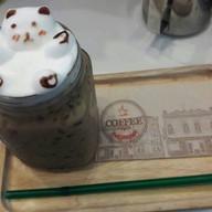 เมนูของร้าน CoffeePink
