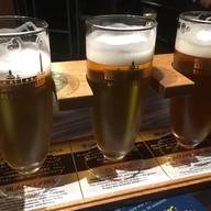 เมนูของร้าน Sapporo Bier Garten