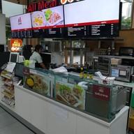 บรรยากาศ All Cafe & All Meal ตึก Aia Capital Center