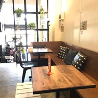 บรรยากาศ Palamer Cafe' Palamer