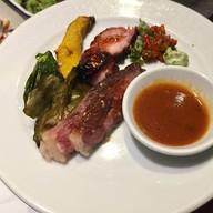 เมนูของร้าน Starz Diner - The Great Charcoal BBQ Buffet. Hard Rock Hotel Pattaya