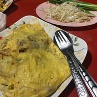 เมนูของร้าน แจ๊ค ผัดไทย หอยทอด