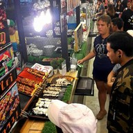 บรรยากาศ Greenway Food Station