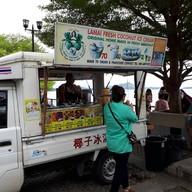หน้าร้าน Lamai Fresh Coconut Ice Cream