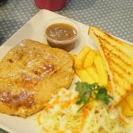 เมนูของร้าน Nana Steak Original