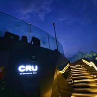บรรยากาศ CRU Champagne Bar centralwOrld