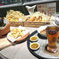 เมนูของร้าน Bar9 Beer Garden Novotel Bangkok Platinum Pratunam (9th Floor)
