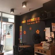 บรรยากาศ 4u Burger KU Kaset