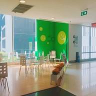 หน้าร้าน Herbal Cafe21 อาคาร Interchange ชั้นUL