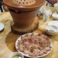 เมนูของร้าน หมูเจงกริลล์ Mhoo Geng Grill (มหาราช)