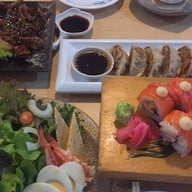 เมนูของร้าน KAIKATSU Japanese Restaurant