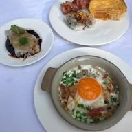 เมนูของร้าน CAFE DE KHONG