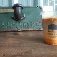 เมนูของร้าน Domestic Coffee And More
