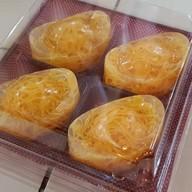เมนูของร้าน บานบุรี ขนมไทย ยำแหนม ดิโอลด์ สยาม