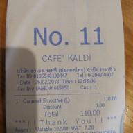 Cafe Kaldi มาบุญครอง