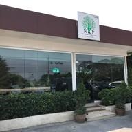 หน้าร้าน N&P Coffee