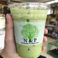 เมนูของร้าน N&P Coffee