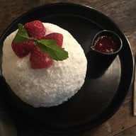 Strawberry Cheesecake Bingsu##1