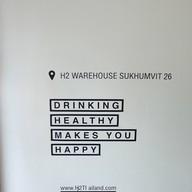 บรรยากาศ H2 Healthy&Happy Warehouse 26